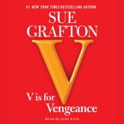 V is for Vengeance audiobook by Sue Grafton