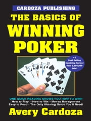 Basics of Winning Poker ebook by Cardoza Avery