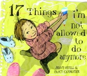 17 Things I'm Not Allowed to Do Anymore ebook by Jenny Offill,Nancy Carpenter