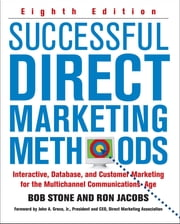Successful Direct Marketing Methods ebook by Bob Stone,Ron Jacobs