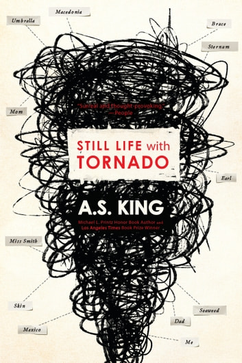 Still Life with Tornado ebook by A.S. King