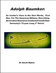 Adolph Baumker ebook by David Myhra