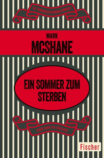 Ein Sommer zum Sterben ebook by Mark McShane