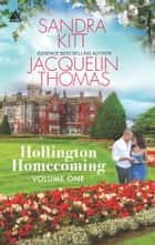Hollington Homecoming, Volume One - RSVP with Love\Teach Me Tonight ebook by Sandra Kitt, Jacquelin Thomas