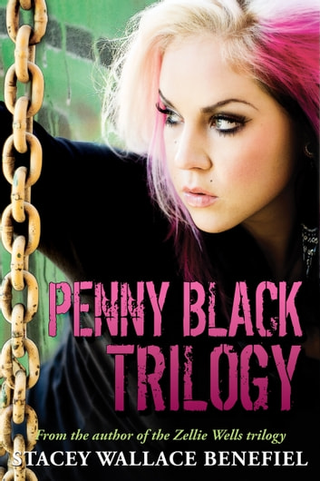 Penny Black Trilogy ebook by Stacey Wallace Benefiel
