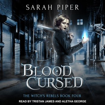 Blood Cursed - A Reverse Harem Paranormal Romance audiobook by Sarah Piper