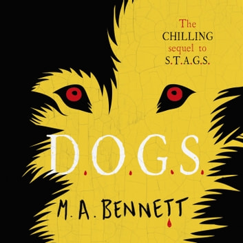 STAGS 2: DOGS audiobook by M A Bennett