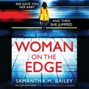 Woman on the Edge audiolibro by Samantha M. Bailey