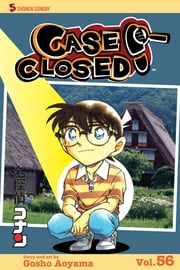 Case Closed, Vol. 56 - Season of the Witch ebook by Gosho Aoyama
