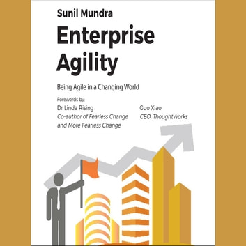 Enterprise Agility - Being Agile In a Changing World audiobook by Sunil Mundra