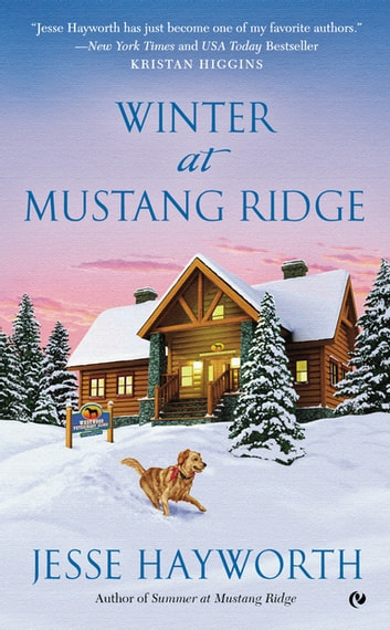 Winter at Mustang Ridge ebook by Jesse Hayworth