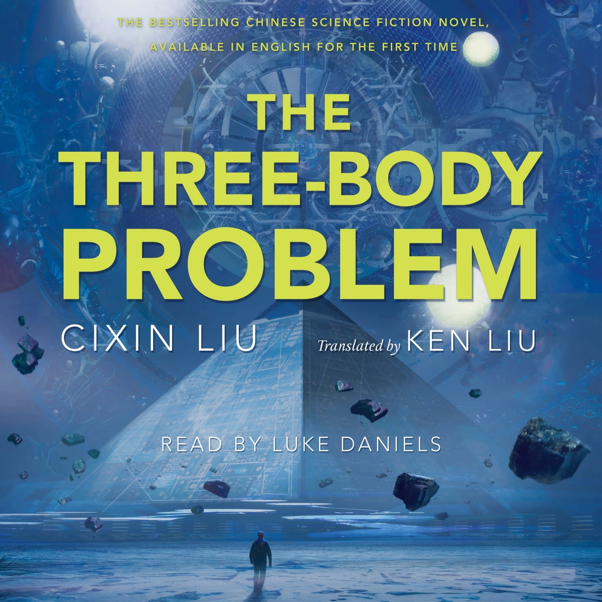 Three Body Problem Book