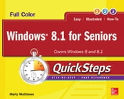 Windows 8.1 for Seniors QuickSteps ebook by Marty Matthews