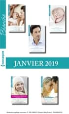 10 romans Blanche + 1 gratuit (n°1406 à 1410 - Janvier 2019) ebook by Collectif