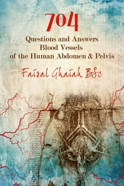 704 Questions and Answers: Blood Vessels of the Human Abdomen & Pelvis ebook by Faisal Ghaiah