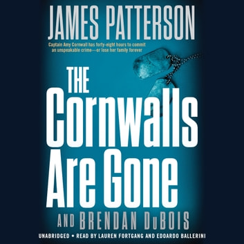 The Cornwalls Are Gone audiolibro by James Patterson