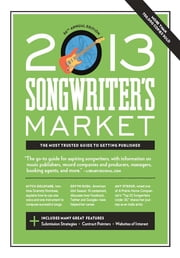 2013 Songwriter's Market ebook by