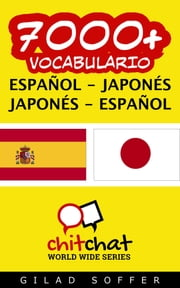 7000+ vocabulario español - japonés ebook by Gilad Soffer