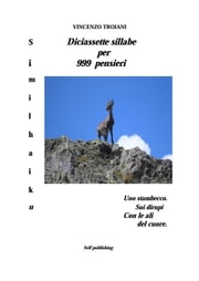 Libro 999 similhaiku ebook by Vincenzo Troiani