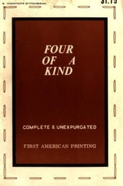 Four Of A Kind ebook by Le Valle,Pierre