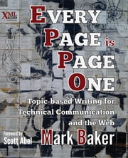 Every Page is Page One ebook by Mark Baker