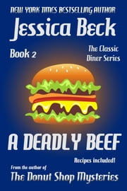 A Deadly Beef ebook by Jessica Beck