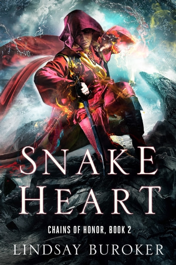 Snake Heart ebook by Lindsay Buroker