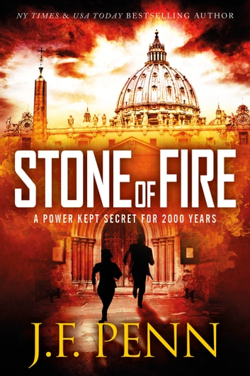 Stone of Fire (ARKANE Thriller Book 1) ebook by J.F.Penn