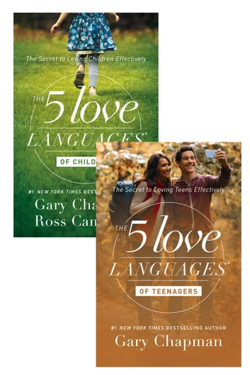 The 5 Love Languages Of Children The 5 Love Languages Ofagers Set Ebook By