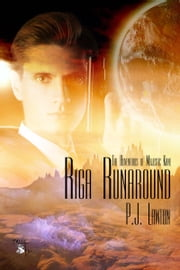 Riga Runaround ebook by PJ Lawton