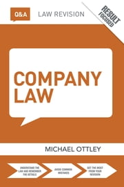 Q&A Company Law ebook by Mike Ottley