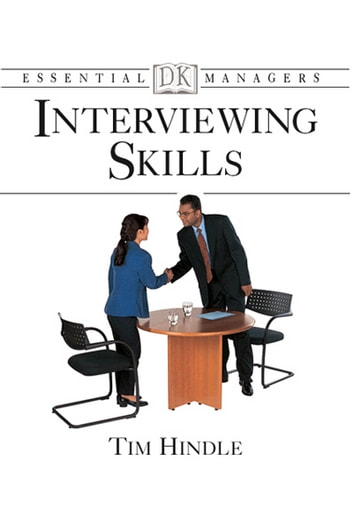 interviewing skills dk essential managers