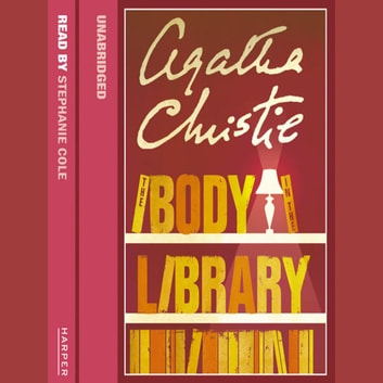 The Body in the Library audiobook by Agatha Christie