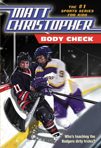 Body Check eBook by Matt Christopher