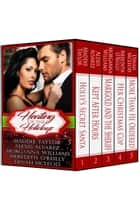 Heating Up the Holidays ebook by Maddie Taylor, Alexis Alvarez, Morganna Williams,...