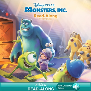 Monsters, Inc. Read-Along Storybook ebook by Disney Book Group