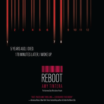 Reboot audiobook by Amy Tintera