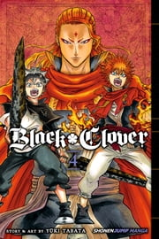 Black Clover, Vol. 4 ebook by Yūki Tabata
