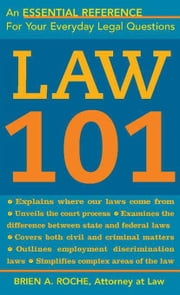 Law 101 ebook by Roche, Brien