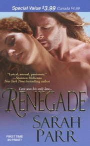 Renegade ebook by Sarah Parr