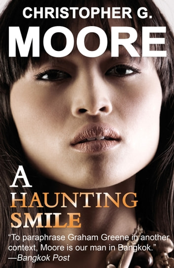 A Haunting Smile ebook by Christopher G. Moore
