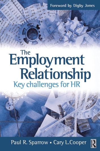 the employment relationship key challenges for hr