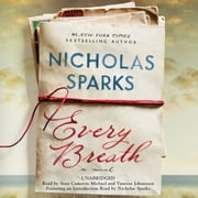 Every Breath audiobook by Nicholas Sparks