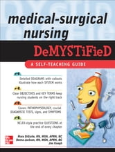 Medical-Surgical Nursing Demystified ebook by Digiulio, Mary