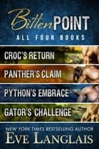 Bitten Point Bundle - Books 1 - 4 ebook by Eve Langlais
