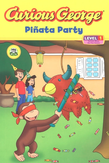 Curious George Pinata Party (CGTV Read-aloud) ebook by H. A. Rey