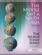 The Middle East and South Asia 2016-2017 ebook by Seth Cantey