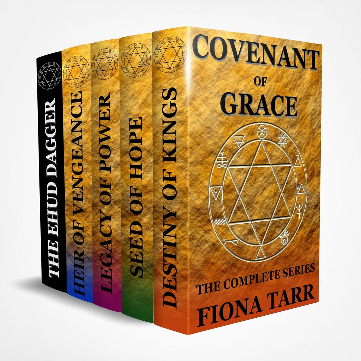 Covenant of Grace; The Complete Collection Vol 1-5 eBook by Fiona Tarr -  9781386347088 | Rakuten Kobo