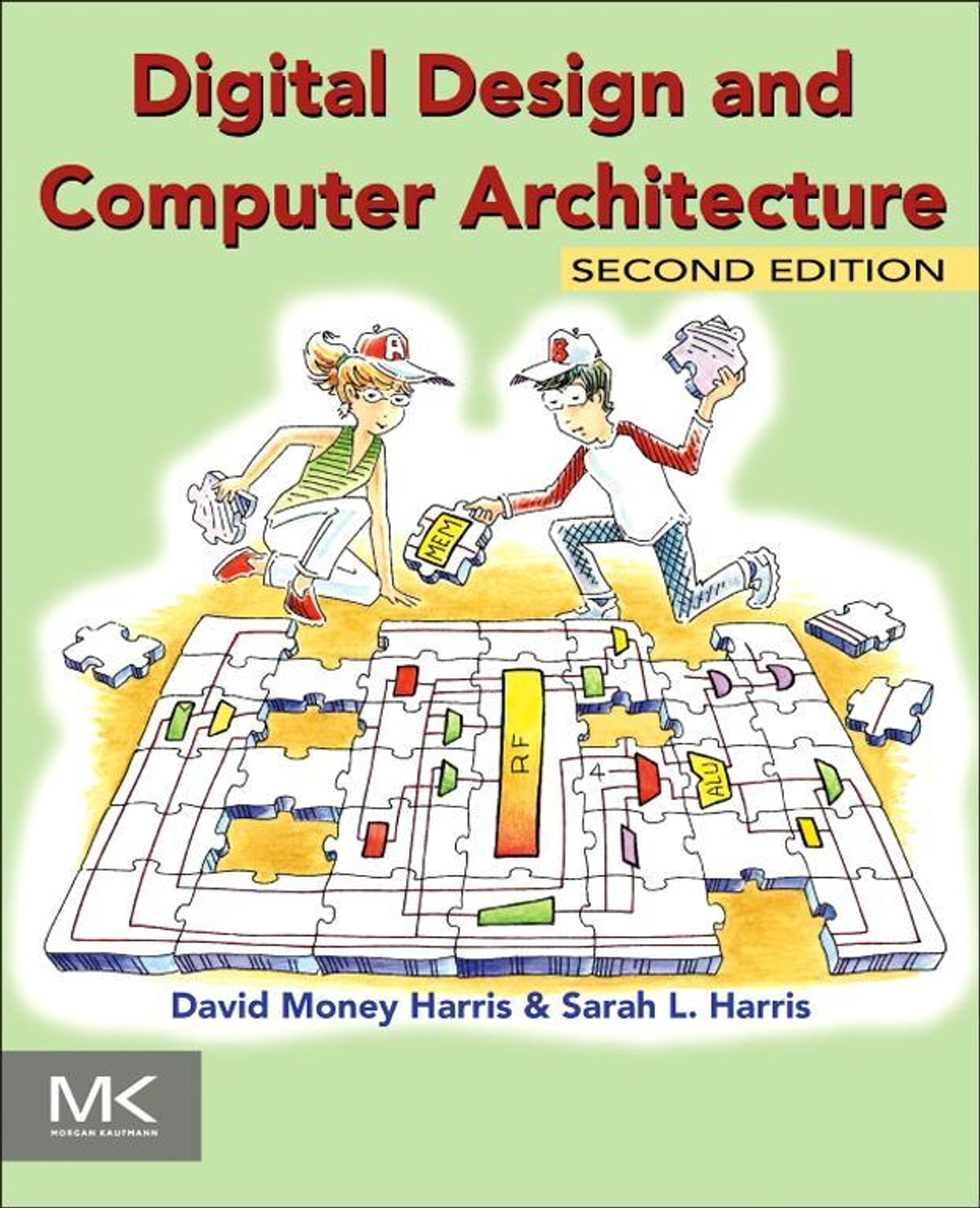 Digital Design and Computer Architecture, Second Edition, takes a unique and modern approach to digital design, introducing the reader to the fundamentals of digital logic and then showing step by step how to build a MIPS microprocessor in both Verilog and VHDL. This new edition combines an engaging and humorous writing style with an updated and hands-on approach to digital design. It presents new content on I/O systems in the context of general purpose processors found in a PC as well as microcontrollers found almost everywhere.