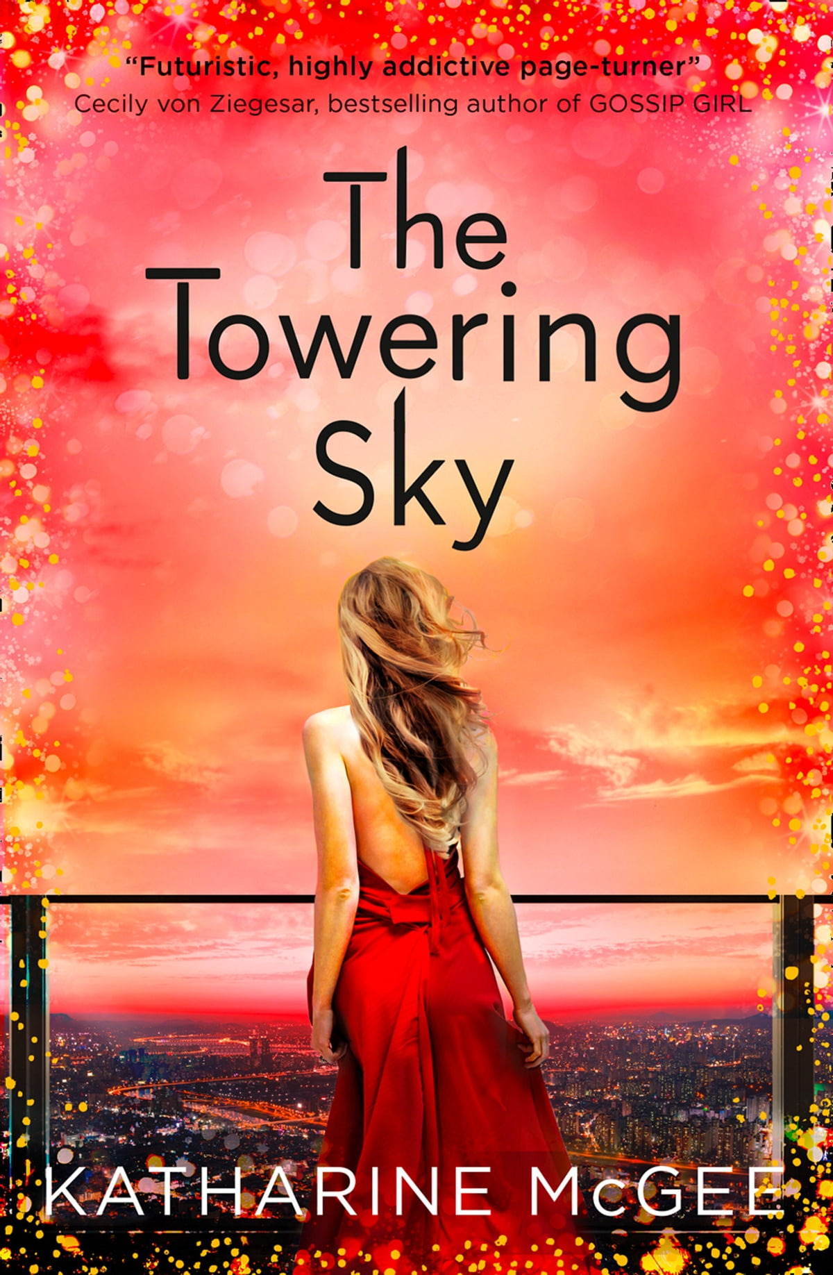 The Towering Sky (The Thousandth Floor